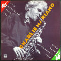 Charlie Mariano With Tete Montoliu Trio チャーリー・マリア―ン・ウィズ・テテ・モントリュー / It's Standard Time Vol. 2