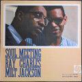 Ray Charles & Milt Jackson レイ・チャールズ & ミルト・ジャクソン / Soul Meeting