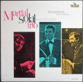 Martial Solal マーシャル・ソラール / The Martial Solal Trio In Concert