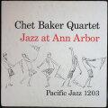 Chet Baker チェット・ベイカー / Jazz At Ann Arbor   赤盤