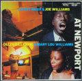 Count Basie & Joe Williams   Dizzy Gillespie & Mary Lou Williams カウント・ベイシー、ディジー・ガレスピー / At Newport