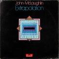 John McLaughlin ジョン・マクラフリン / Extrapolation UK盤