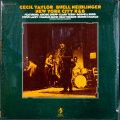Cecil Taylor, Buell Neidlinger セシル・テイラー / New York City R&B | 未開封