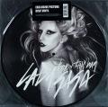 "Lady Gaga レディー・ガガ / Born This Way 12"""