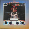 Rush ラッシュ / All The World's A Stage | UK盤