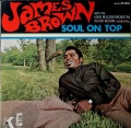 James Brown With The Louie Bellson Orchestra, Oliver Nelson ジェームス・ブラウン / Soul On Top