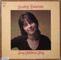 Lesley Duncan レスリー・ダンカン / Sing Children Sing シング・チルドレン・シング US盤