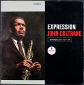 John Coltrane ジョン・コルトレーン / Expression エクスプレッション