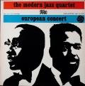 Modern Jazz Quartet(MJQ)モダン・ジャズ・カルテット / European Concert