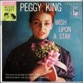 "Peggy King ペギー・キング / Wish Upon A Star 10"""