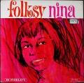 Nina Simone ニーナ・シモン / Folksy Nina