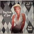 Vicki Benet ヴィッキ・ベネ / Sing To Me Of Love