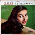 Pier Angeli ピア・アンジェリ / Italia Con Pier Angeli