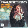 Phyllis Newman フィリス・ニューマン / Those Were The Days