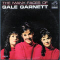 Gale Garnett ゲイル・ガーネット / The Many Faces Of Gale Garnett