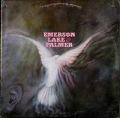 Emerson, Lake & Palmer (ELP)エマーソン・レイク&パーマー / Emerson, Lake & Palmer UK盤