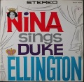 Nina Simone ニーナ・シモン / Nina Simone Sings Duke Ellington