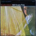 Bill Evans Trio ビル・エヴァンス・トリオ / Explorations エクスプロレイションズ
