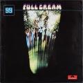 Cream クリーム / Full Cream UK盤