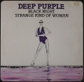 Deep Purple ディープ・パープル / Black Night|Strange Kind Of Woman 12インチ盤