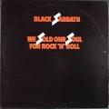 Black Sabbath ブラック・サバス / We Sold Our Soul For Rock 'N' Roll ウイ・ソールド・アワ・フォー・ロックン・ロール US盤