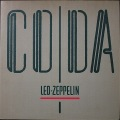 Led Zeppelin レッド・ツェッペリン / Coda JP盤