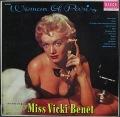 Vicki Benet ヴィッキ・ベネ / Woman Of Paris ウーマン・オブ・パリス