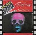 Keith Emerson キース・エマーソン / Inferno 伊盤