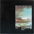 Brian Enoブライアン・イーノ / Discreet Music US盤