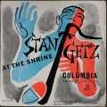 Stan Getz スタン・ゲッツ / At The Shrine (No. 1) 英国盤