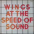 Paul McCartney & Wings ポール・マッカートニー & ウイングス / Wings At The Speed Of Sound