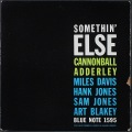 Cannonball Adderley キャノンボール・アダレイ / Somethin' Else