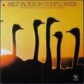 Milt Jackson ミルト・ジャクソン / Sunflower プロモ