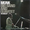 Thelonious Monk セロニアス・モンク / Big Band And Quartet In Concert
