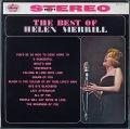 Helen Merrill ヘレン・メリル / The Best Of Helen Merrill