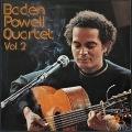 Baden Powell Quartet バーデン・パウエル / Vol. 2