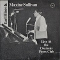 Earl Hines And Maxine Sullivan アール・ハインズ & マキシン・サリヴァン / Live At The Overseas Press Club