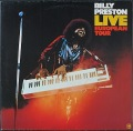 Billy Preston ビリー・プレストン / Live European Tour