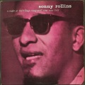 "Sonny Rollins ソニー・ロリンズ / A Night At The ""Village Vanguard"""