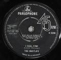 "Beatles ザ・ビートルズ / I Feel Fine アイ・フィール・ファイン 7"" UK盤"
