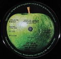 "Beatles ザ・ビートルズ / Get Back ゲット・バック 7"" UK, MONO盤"
