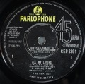 "Beatles ザ・ビートルズ / All My Loving 7"" UK盤"