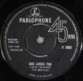 "Beatles ザ・ビートルズ / She Loves You シー・ラヴズ・ユー7"" UK盤"