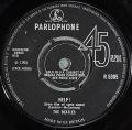 "Beatles ザ・ビートルズ / Help! ヘルプ 7"" UK盤"