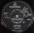 "Beatles ザ・ビートルズ / Eleanor Rigby エリナー・リグビー 7"" UK盤"