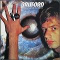 Bill Bruford ビル・ブラッフォード / Feels Good To Me 白プロモ