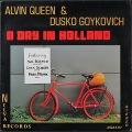 Alvin Queen & Dusko Goykovich アルヴィン・クイーン & ダスコ・ゴイコヴィッチ / A Day In Holland