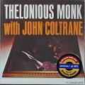 Thelonious Monk With John Coltrane セロニアス・モンク・ウィズ・ジョン・コルトレーン / ST | 重量盤未開封