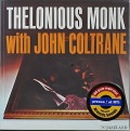 Thelonious Monk With John Coltrane セロニアス・モンク・ウィズ・ジョン・コルトレーン / ST   重量盤未開封
