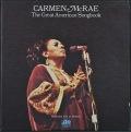 Carmen McRae カーメン・マクレエ / The Great American Songbook